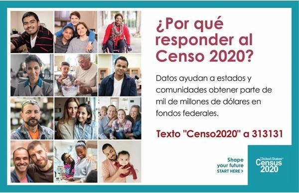 Why respond to 2020 census - spanish