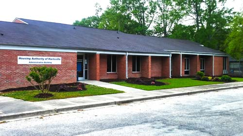 Hartsville Housing Authority Office Building